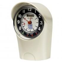 Alarm Clock| Tachometer| White