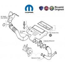 Air Intake| Hoses| Palio Stile| 1.3MJD