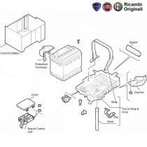 Battery Tray| 1.3mjd| Linea