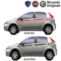 Fiat Punto: Body Decals