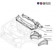 Front Cowl Structure| Palio Stile