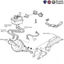 FIAT Palio Brake Booster