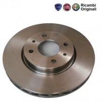 FIAT Linea: Front Brake Disc