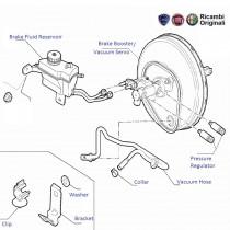 Brake Booster| Non-ABS| Punto