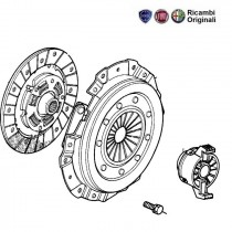 Clutch Kit| 1.9D| Palio| Petra| Adventure