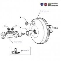Components| Brake Booster| Palio stile