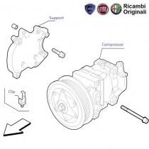 FIAT palio Stile 1.3 MJD Compressor