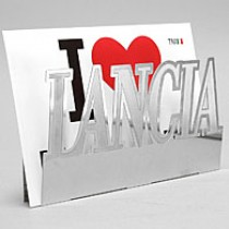 Business Card Holder| Desktop| Lancia