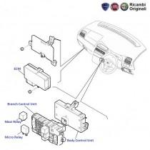Body Control Module| Power windows| Linea