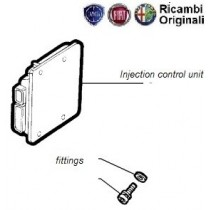 ECU| Fuel Injection Control | Siena| 1.6