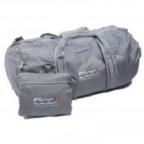 Folding Sports Bag  Gray