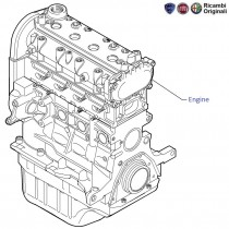 Fiat Grande Punto 1.3 MJD Diesel: Engine