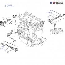 Engine Starter Component | 1.6| Palio Stile