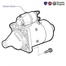 Starter Motor| 1.2 FIRE| Punto