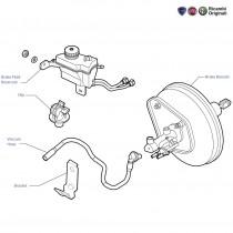 Brake Booster| 1.4 FIRE| Punto