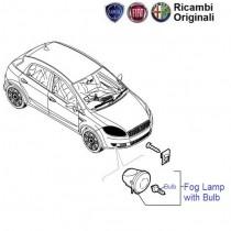 FIAT Grande Punto Fog lamp