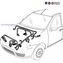 Front Wiring Harness| 1.1| Palio Stile