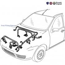 Front Wiring Harness| 1.6| Palio Stile