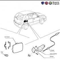 Fuel Lid Cover| Palio