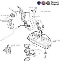 Fuel Pump & Tank| 1.2| Palio| Siena