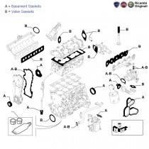 Fiat Linea 1.4 TJet: Rear Suspension, Strut, Spring, shock absorber