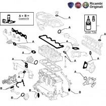 FIAT Palio 1.9D Engine Gaskets Kit