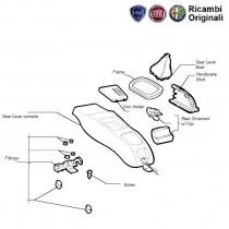 Gear Lever Dashboard| Palio| Petra| Adventure