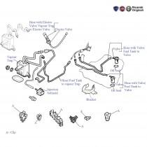 Pipes & Hoses| Fuel Tank| 1.6| Palio Stile