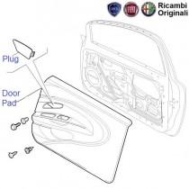 Fiat Grande Punto: Internal Door Pad Panel Cover
