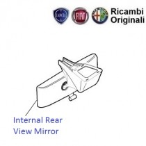 Fiat Punto: Internal Rear View Mirror