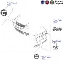 Logos| 1.6| Palio Stile