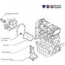Oil Pump Intake  1.2 FIRE  Punto