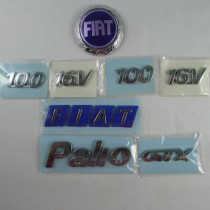 Classic Logos Set - Palio 1.6GTX