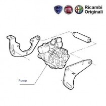 Power Steering Pump| 1.7D| Siena Weekend