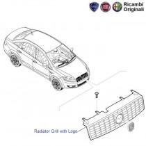 Fiat LInea Radiator Upper Grill