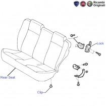 Rear Seat| Palio Stile