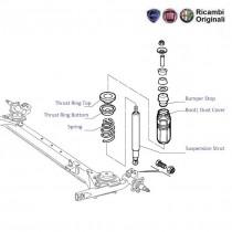 Rear Suspension| 1.1| Palio Stile