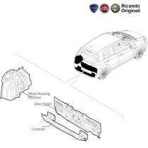 Bodyshell Structure| Rear| Punto