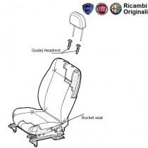 Seats| Front| Palio Stile