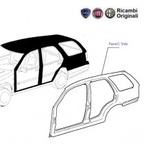 Panel| Side| Bodyshell| Siena Weekend