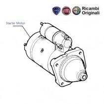 Starter Motor| 1.7D| Siena Weekend| Siena(Pre-2001)