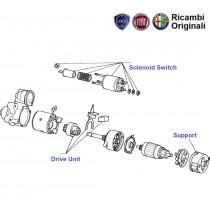 Starter Motor Component | 1.6| Palio