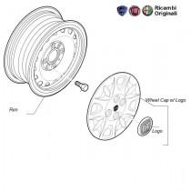 Wheel Rim| Cap| Punto