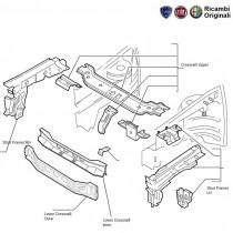 Crossrails| Front| Body Struture| Palio Stile