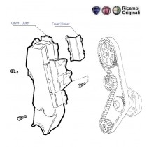 Timing Belt Cover| 1.2| Palio| Siena