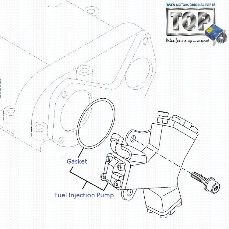 7 3 Injector Diagram