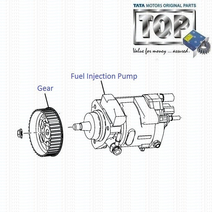 TATA Fuel Injection Pump, Pipes & Injectors for Tata Indica