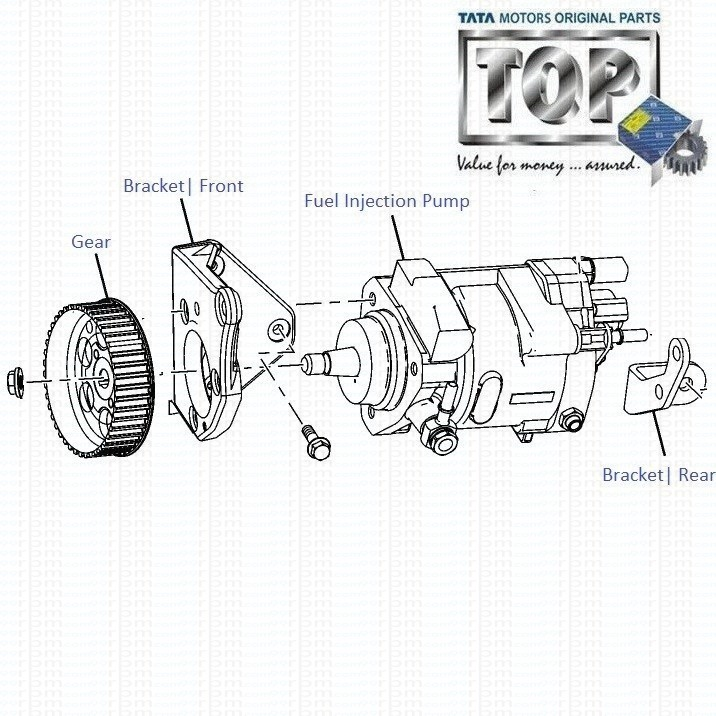 Injection Pump| 2.2 DICOR| Xenon XT