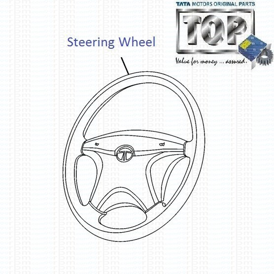 Steering Wheel 1.4 DICOR| Indica V2