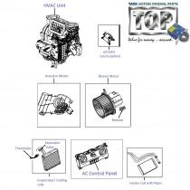 HVAC Componants| 1.3 QJet| Manza